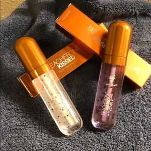 Younique Beachfront lip oils